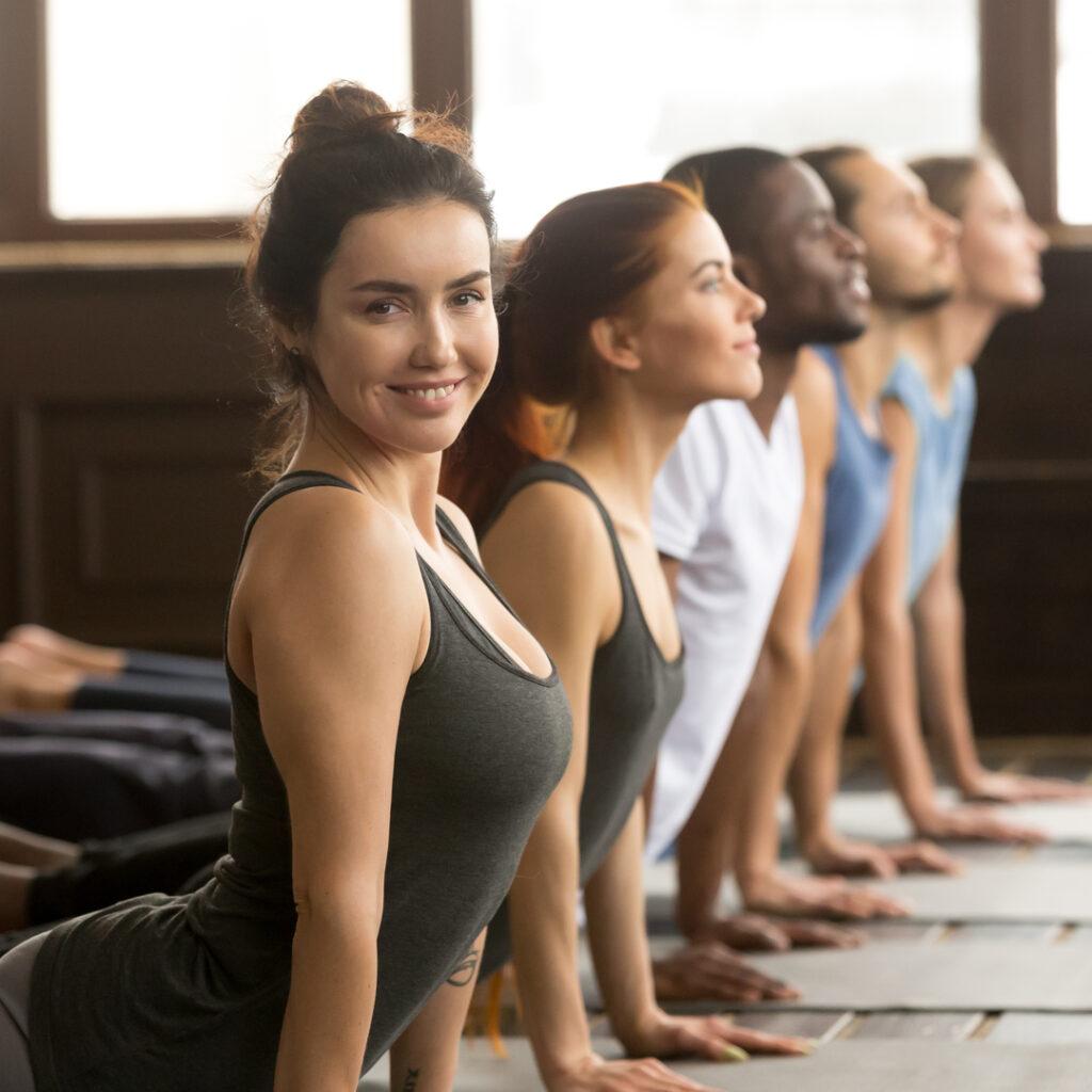 Yogalehrer Ausbildung 200h