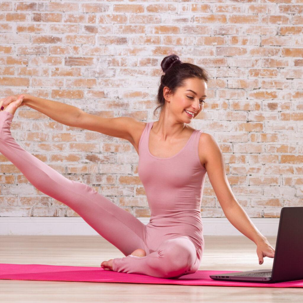 Online Yogalehrer Ausbildung 200h